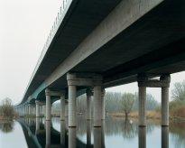 Hans-Christian Schink: A 20, Peenebrücke Jarmen